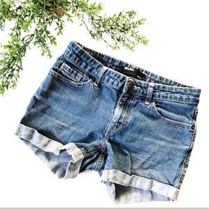 "Urban Outfitters BDG   ""Shortie"" Denim Shorts"